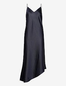Josie Dress - midi kjoler - ink blue