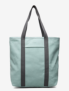 Kayla Canvas Tote - casual shoppers - mint powde