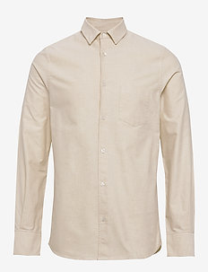 M. Tim Oxford Shirt - basic skjorter - faded yell