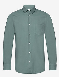 M. Tim Oxford Shirt - chemises basiques - mint powde