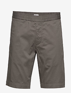 M. Terry Short - tailored shorts - green grey