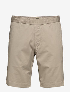 M. Terry Short - tailored shorts - light sage
