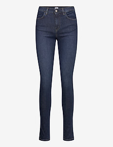 Lola Super Stretch Jean - skinny jeans - midnight b