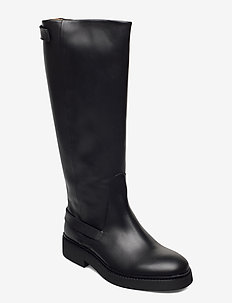 Thelma High Boot - long boots - black