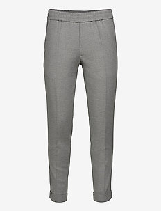 M. Terry Flannel Trouser - casual - new light