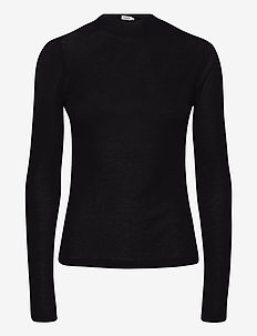 Isa Top - jumpers - black