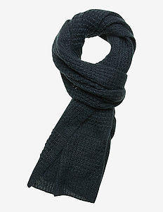 Lea Mohair Scarf - sjaals - pacific bl