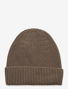 M. Eric Hat - beanies - dark taupe