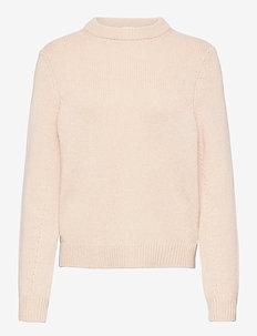 Jolie Sweater - trøjer - beige ecru