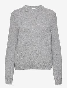 Jolie Sweater - trøjer - light grey