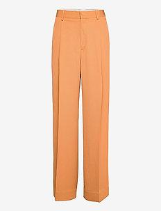 Stacey Trouser - bukser med lige ben - copper bro