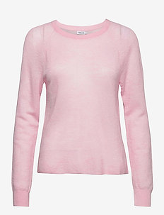 Petra Sweater - trøjer - pink candy