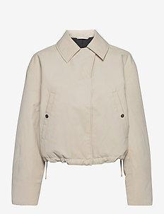 Marfa Jacket - vestes legères - ivory