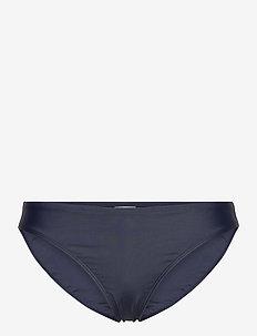 Shiny Bikini Brief - bikini underdele - navy