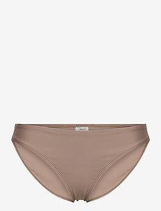 Shiny Bikini Brief - bikini underdele - nougat bro