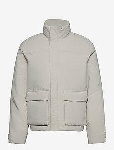M. Calgary Jacket - kevyet takit - ivory