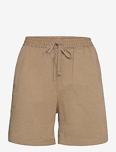 Jessa Short - shorts casual - muddy brow