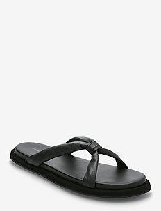 Alma Soft Sandal - flade sandaler - black