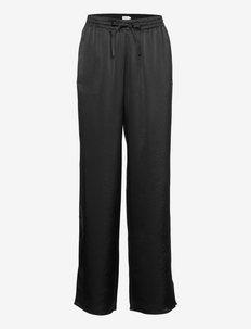 Silvie Trouser - casual bukser - black
