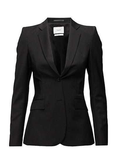 Eve Cool Wool Jacket - BLACK