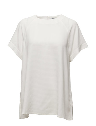 Trapeze Tunic - OFF WHITE
