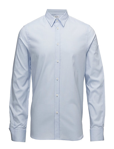 M. Pierre Light Oxford Shirt - SKYWAY