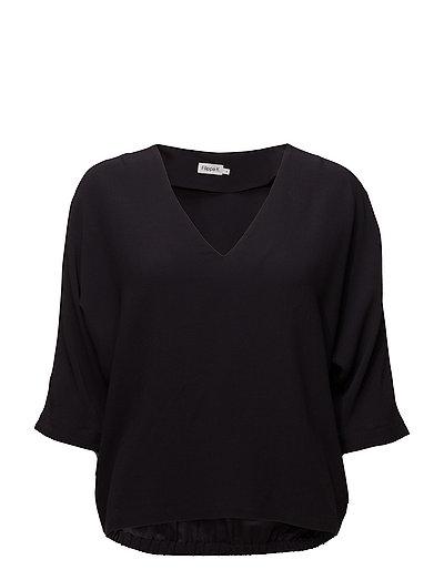 6839c81a9ef1 Filippa K Kimono Sleeve Blouse (Navy), (140 €) | Large selection of ...