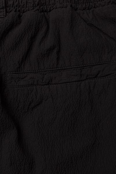 Filippa K M. Pieter Seersucker Shorts- Shortsit Black