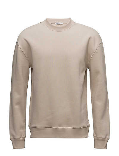 M. Jersey Sweatshirt - LIGHT BEIG