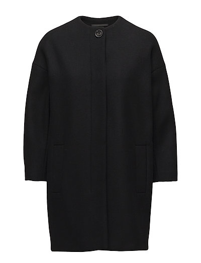 Kim Coat - BLACK