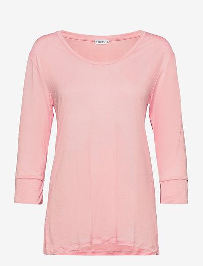 Tencel Tunic Top - t-shirt & tops - rose bud
