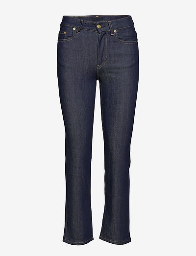 Stella Raw Jean - straight jeans - dark blue