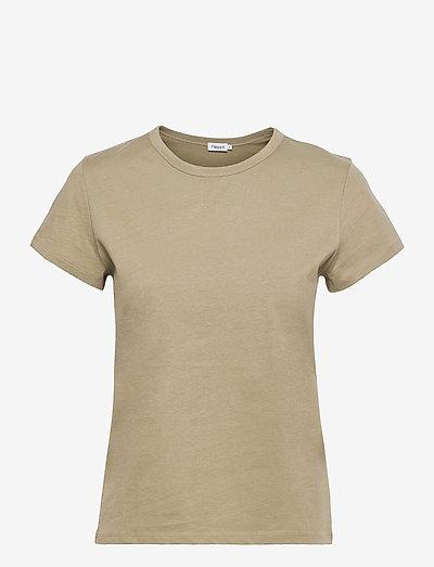 Edna T-Shirt - t-paidat - sage green