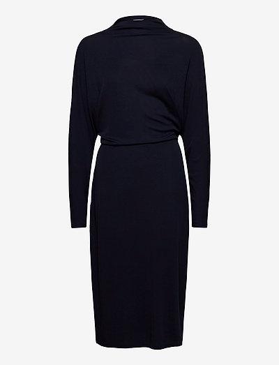 Cherice Dress - cocktail dresses - navy