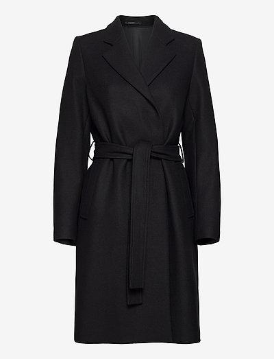 Kaya Coat - winterjassen - black