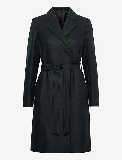 Kaya Coat - winterjassen - dark spruc