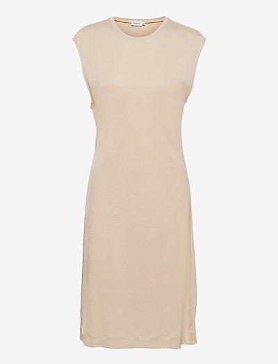 Aurora Dress - kesämekot - soft beige