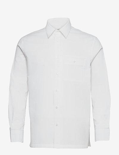 M. Simon Shirt - chemises de lin - white