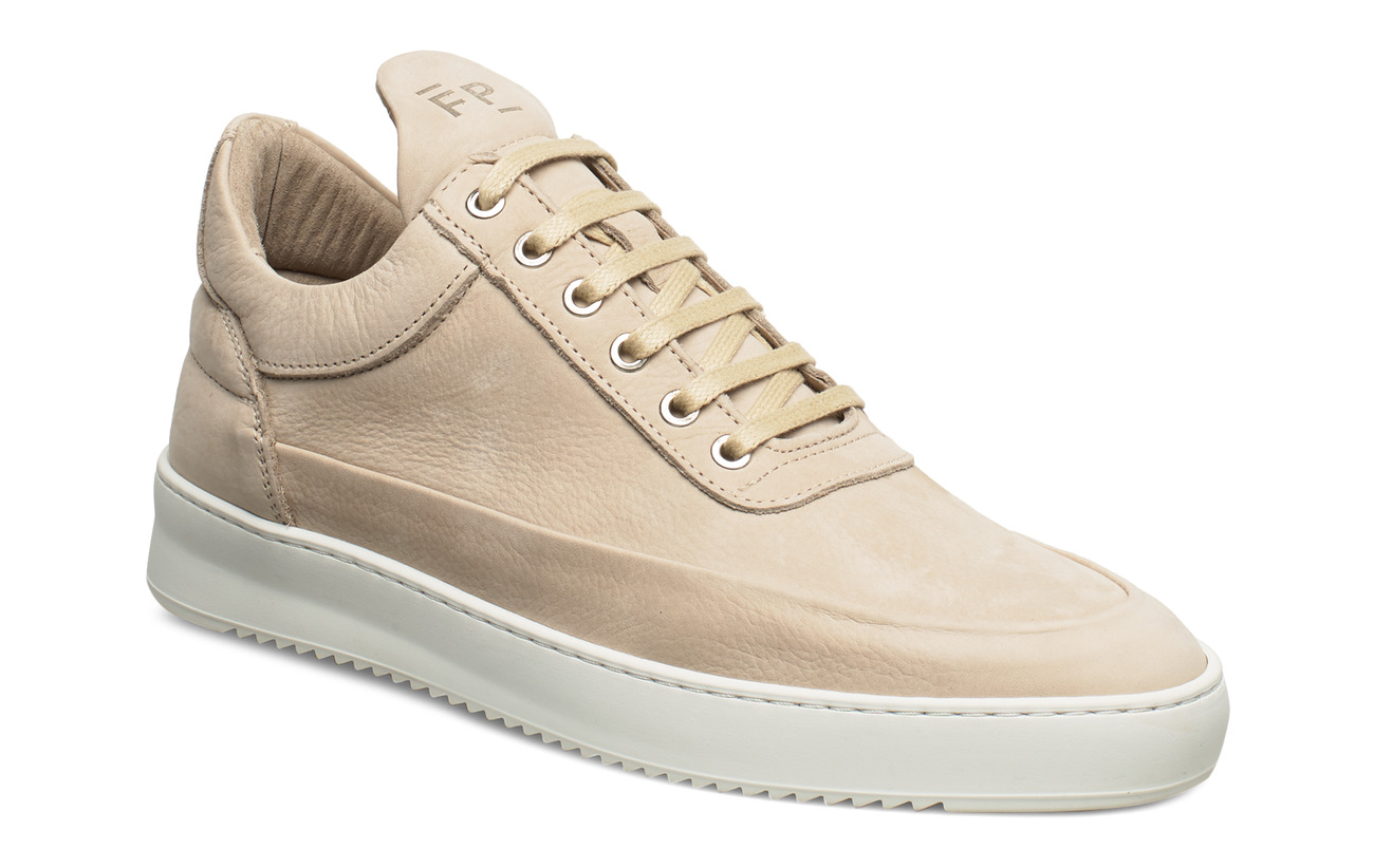 Filling Pieces Low Top Ripple Cairos - BEIGE