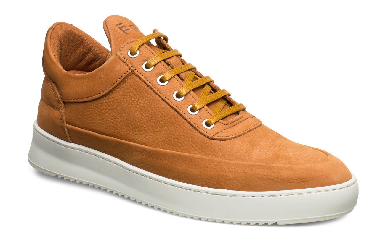 Filling Pieces Low Top Ripple Cairos - DESERT BROWN