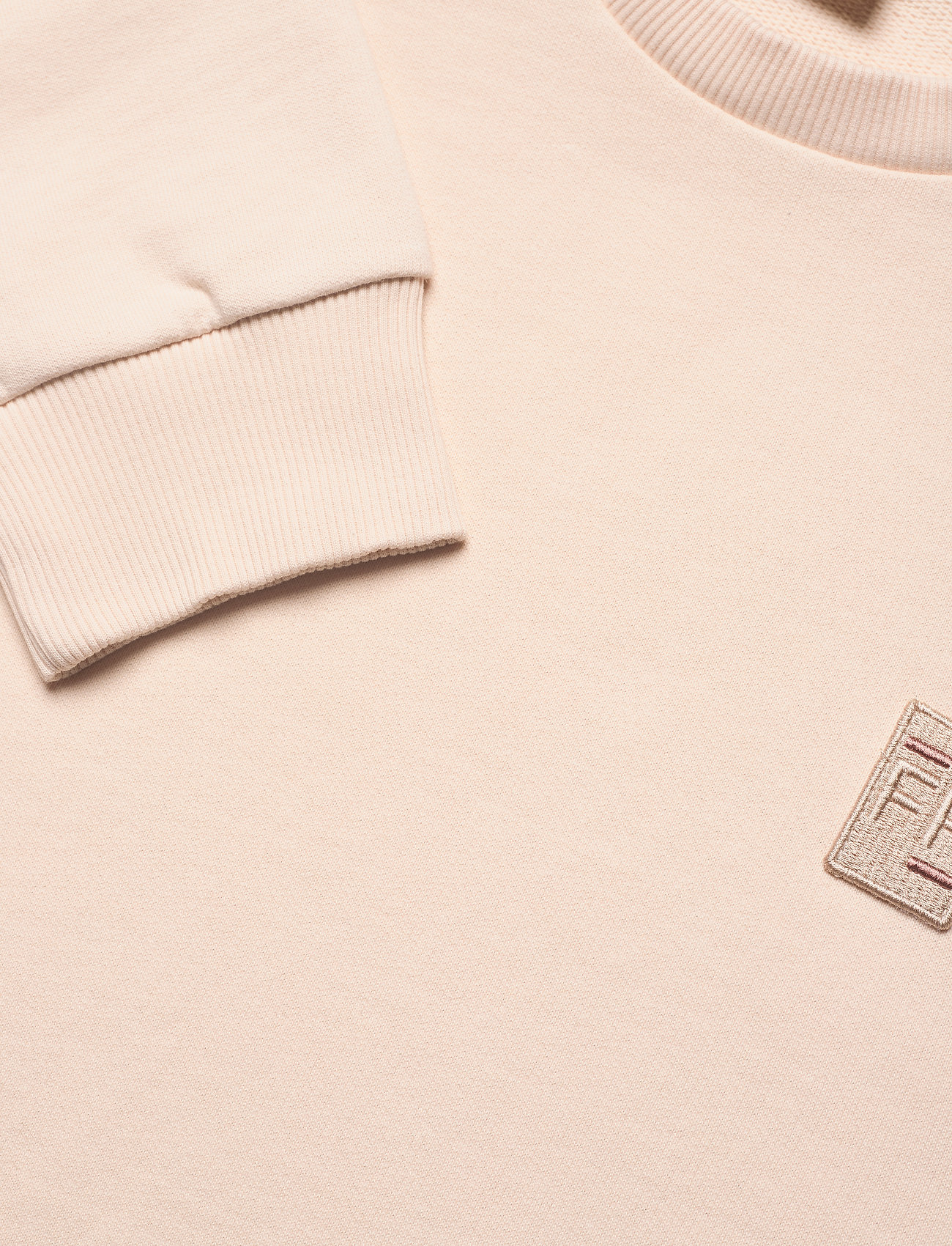 Filling Pieces - Essential Two Stripe Crewneck - truien - beige - 2
