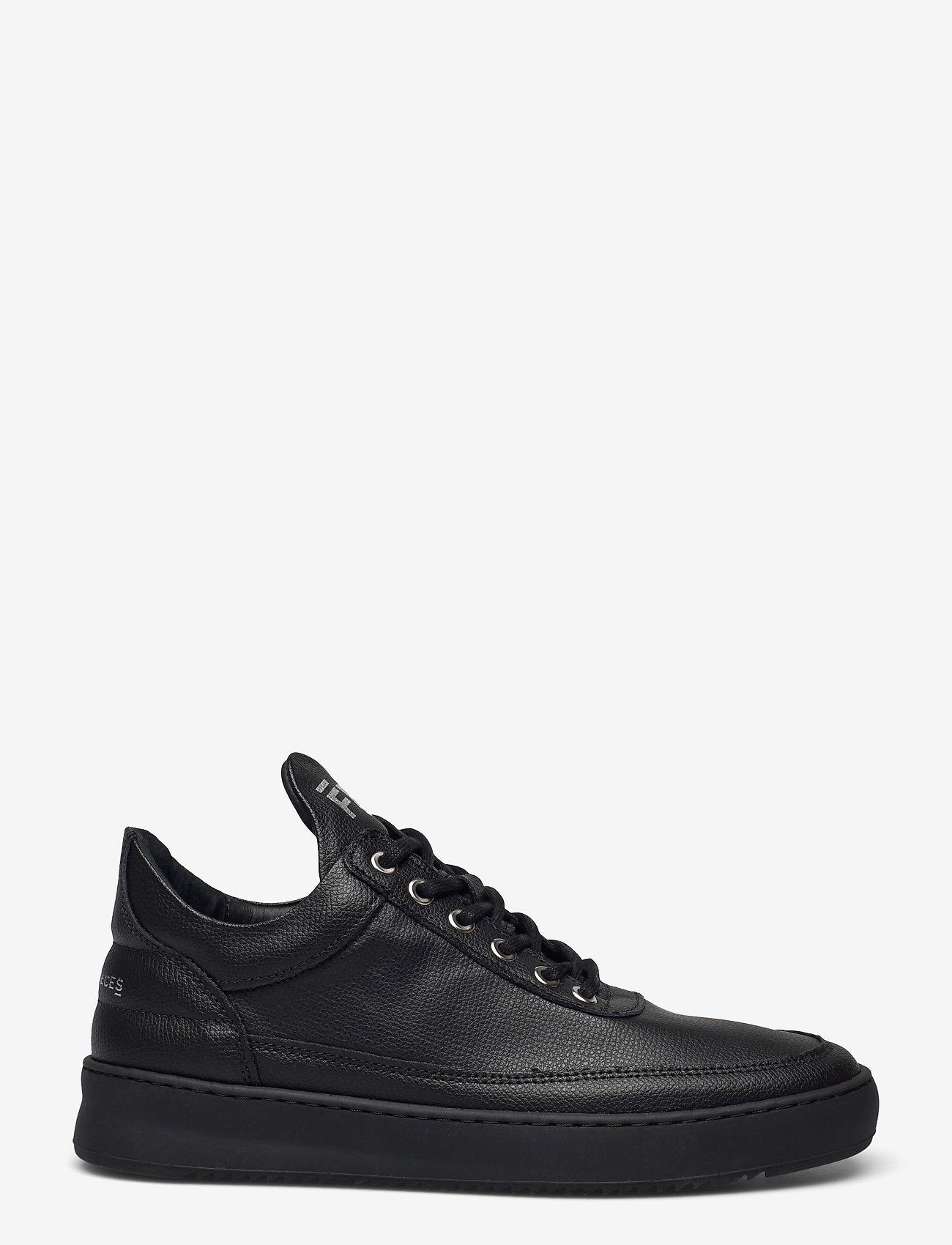 Filling Pieces - Low Top Ripple Crumbs - låga sneakers - black - 0