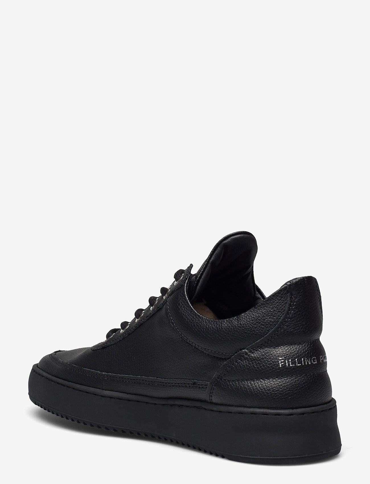 Filling Pieces - Low Top Ripple Crumbs - låga sneakers - black - 2