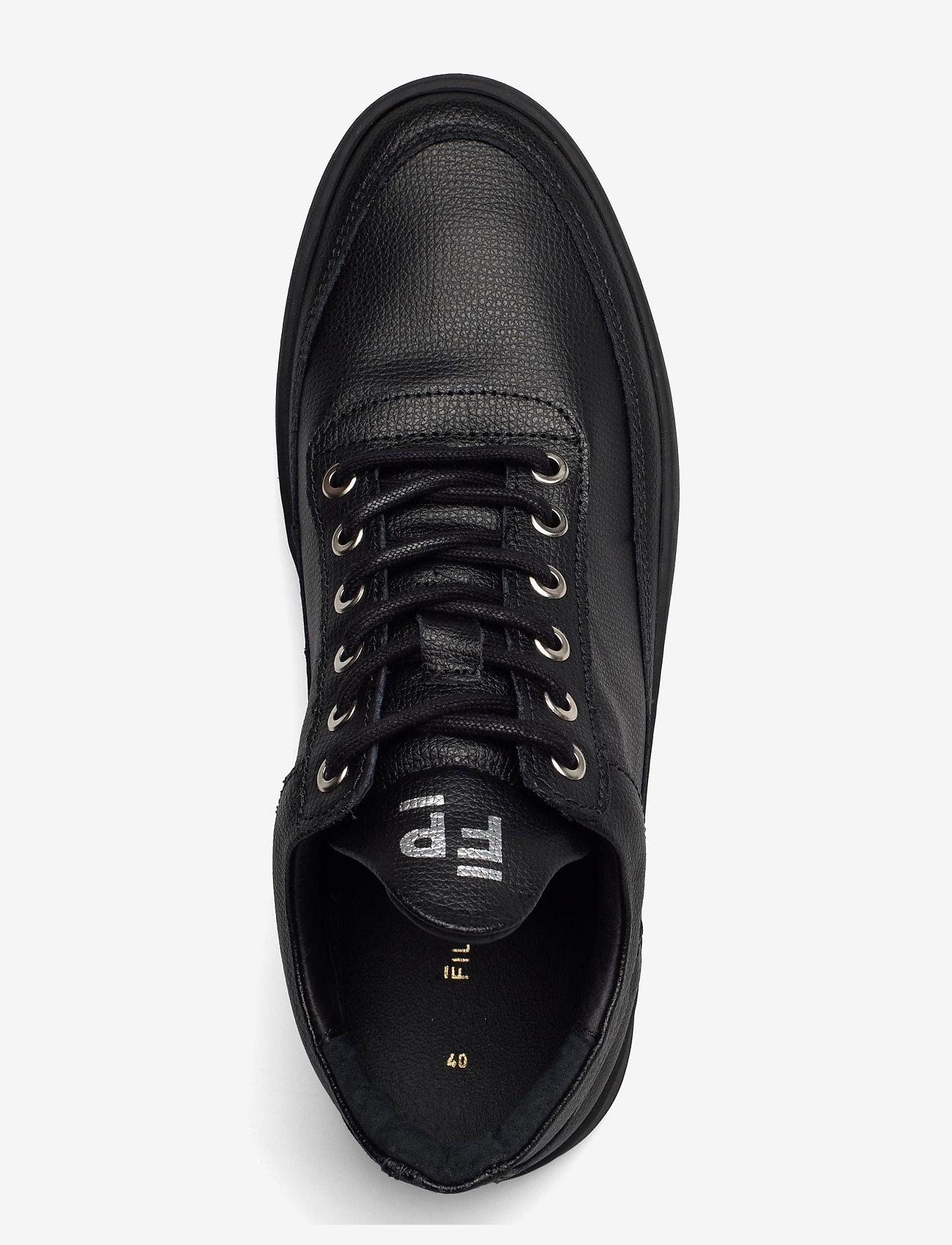 Filling Pieces - Low Top Ripple Crumbs - låga sneakers - black - 3