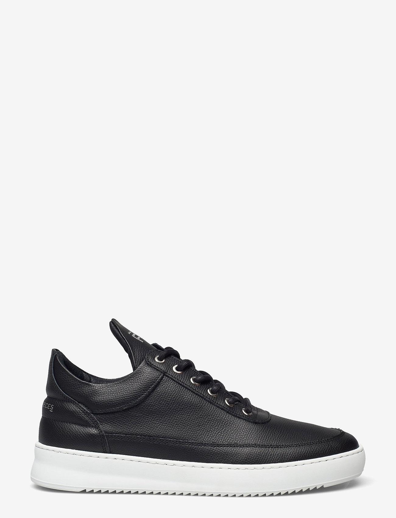 Filling Pieces - Low Top Crumbs - höga sneakers - black - 1