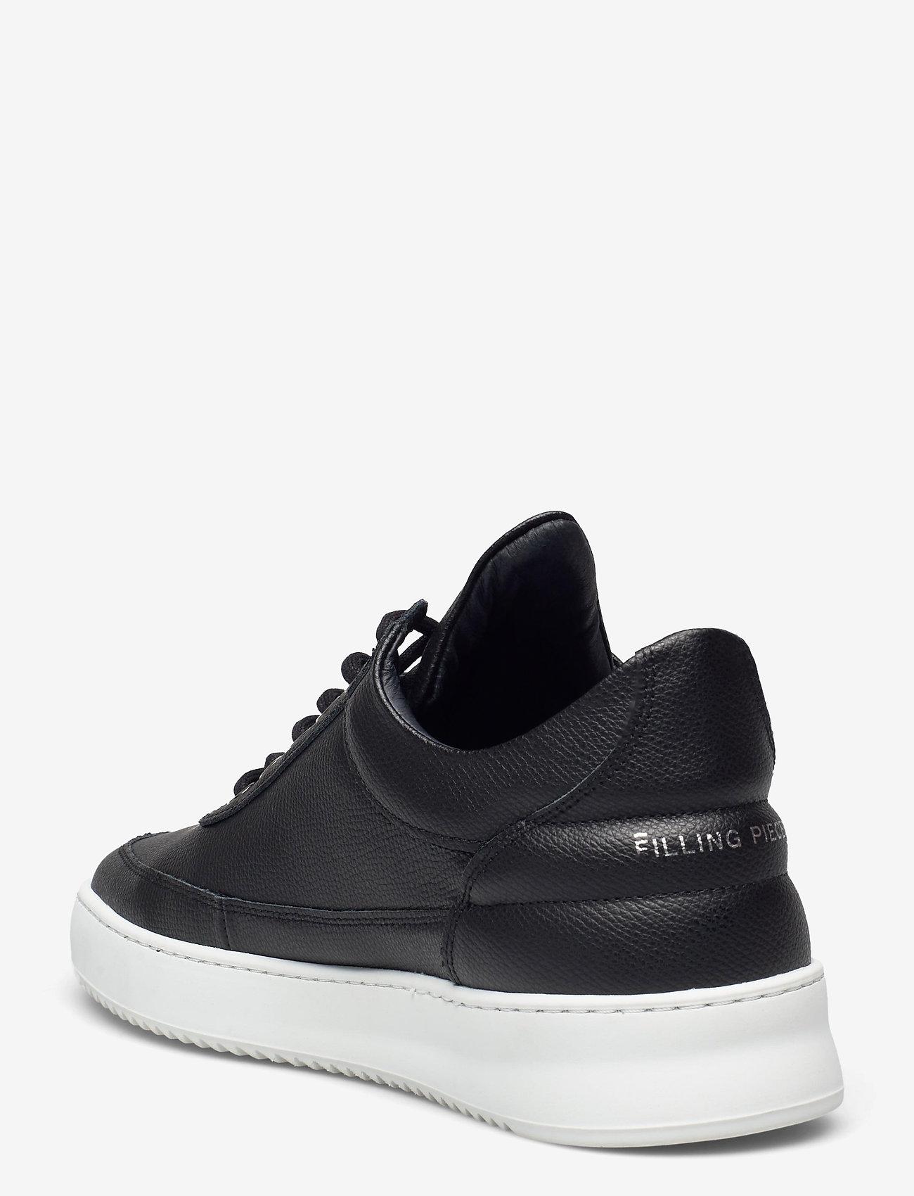Filling Pieces - Low Top Crumbs - höga sneakers - black - 2