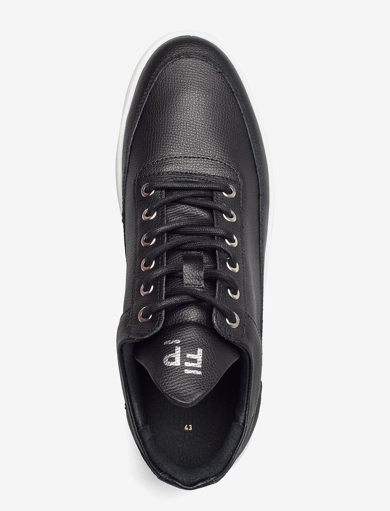 Filling Pieces - Low Top Crumbs - höga sneakers - black - 3