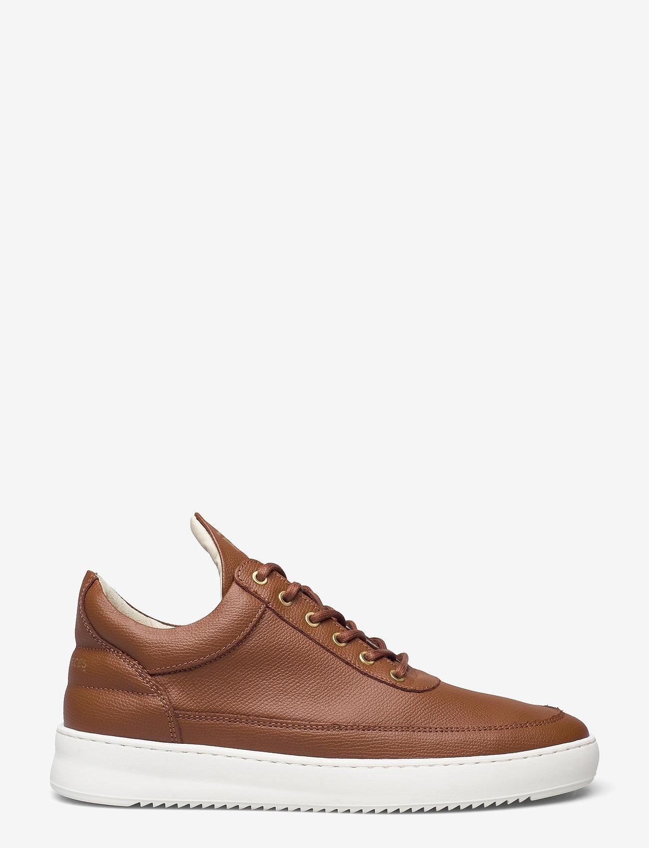Filling Pieces - Low Top Crumbs - höga sneakers - brown - 0
