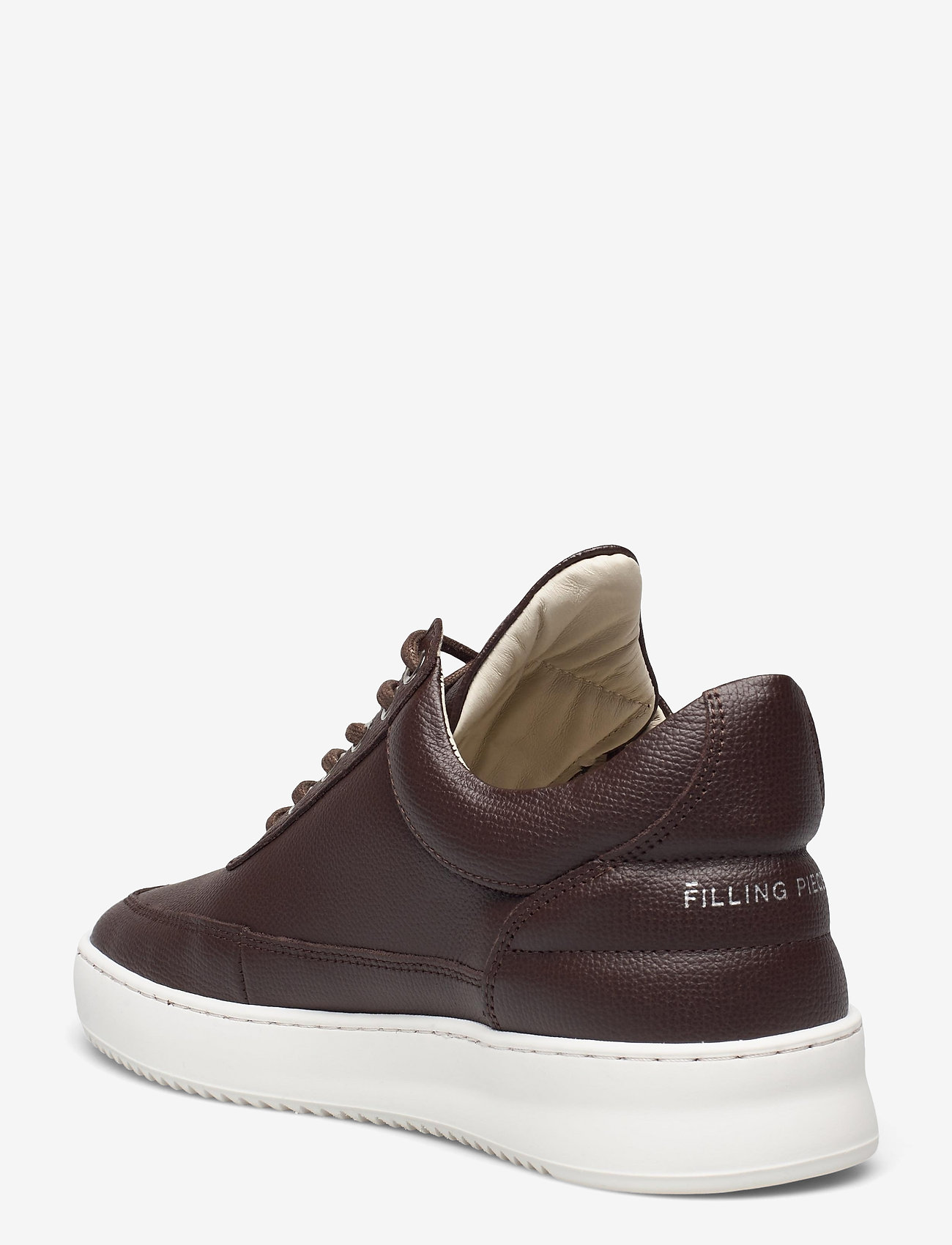 Filling Pieces - Low Top Crumbs - höga sneakers - dark brown - 2