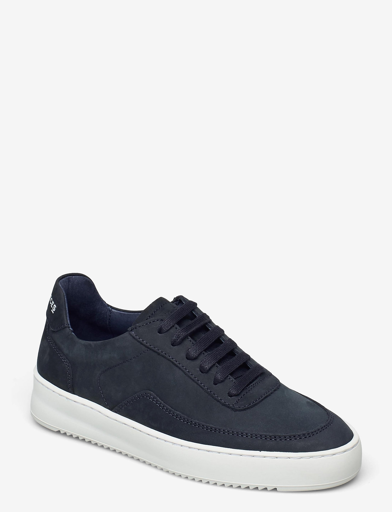 Filling Pieces - Mondo 2.0 Ripple Nubuck - låga sneakers - navy blue - 1
